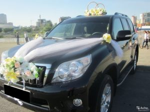 Тойота Ленд Крузер Прадо 150